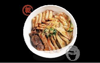 潮味決 滷味口味 韓式小辛乾