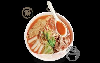 潮味決湯滷 韓式辛辣湯